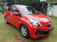Jual Honda: Brio E AT 1.2 2014 Merah