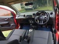 Honda: Brio E AT 1.2 2014 Merah (IMG-20170715-WA0043.jpg)