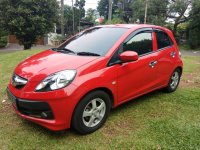 Honda: Brio E AT 1.2 2014 Merah (IMG-20170715-WA0032.jpg)