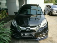 Jual Honda: Mobilio Rs 2015 AT Hitam