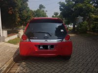 Honda Brio 1.2 CKD E A/T 2014 as good as new (Belakang.jpg)