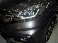 Honda: Mobilio RS'14 MT Grey Km18Rb asli Type Plg Mewah mobil Sangat Terawat