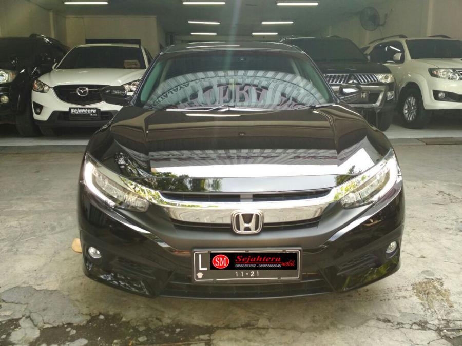 Dijual Honda All New Civic 15 CVT AT Kondisi Istimewa ...