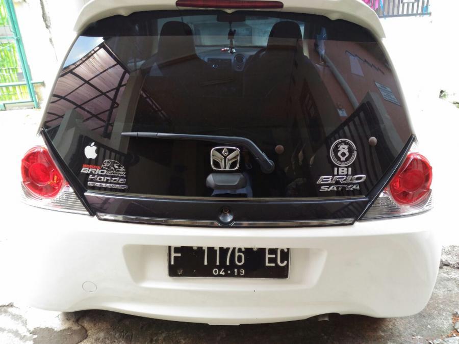 Jual Honda Brio Satya E MT Th 2014 110jt (nego ...