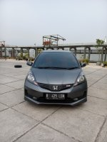 Jual Honda jazz rs matic 2013 grey
