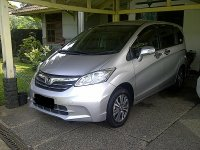 Jual Honda Freed PSD 2012 Angsuran Ringan