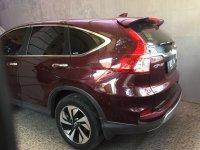 CR-V: Dijual Honda CRV 2.4 Matic 2016 KM 9000an Tangan 1 Jember