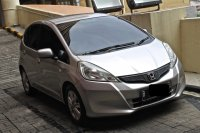 Jual Honda Jazz Type S 2011 Automatic 80.000KM Silver Metalic