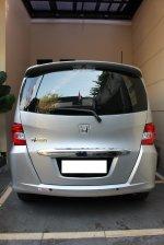 Honda Freed 2012, Silver (back-1.jpg)