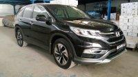 Jual CR-V: Honda CRV 2015 plat AD