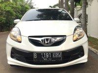 Jual Honda Brio E 1.3 CBU AT Putih 2013 (Tdp 13jt)
