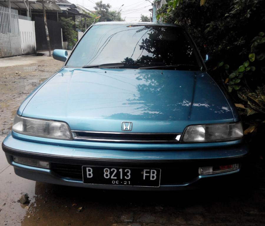 Honda Grand Civic 1991 Mobilbekas Com