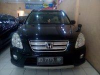 Jual Honda CR-V: New CRV 2.4 Tahun 2006