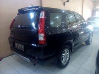 Honda CR-V: New CRV 2.4 Tahun 2006 (belakang.jpg)