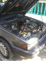 Honda: jual accord pragtige murah (Tampak mesin.jpg)