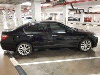 dijual Honda Accord 2013 typer tertinggi hitam