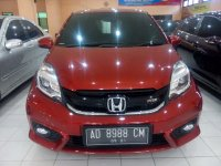 Honda Brio: rio RS Manual Tahun 2016