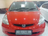 Honda: Jazz Manual Tahun 2004