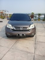Jual CR-V: Honda crv 2.4 matic 2010 grey low km