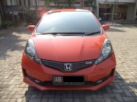 Jual Honda Jazz RS AT Orange 2013