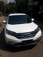 CR-V: Dijual Honda CRV Thn 2013 2.4/AT Putih Kondisi Sgt Baik (Istimewa)
