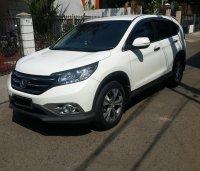 CR-V: Dijual Honda CRV Thn 2013 2.4/AT Putih Kondisi Sgt Baik (Istimewa) (20170909_112412.jpg)