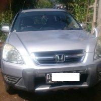 CR-V: Jual Honda CRV 2003 Automatik Bandung