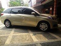 Dijual cepat honda mobilio E CVT matic 2014