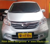 Jual Honda Freed SD 1.5 AT 2014 Silver metalik