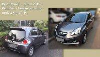 Jual Honda Brio Satya 2015 - Mulus KM 17000