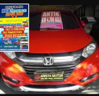 Jual Honda HR-V: HRV E'13 AT km 4Rb Asli