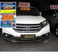 Jual Honda CR-V: GRAND NEW CRV'13 AT Bagus dan Terawat Km24rb Warna Favorit