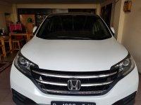 Jual CR-V: Honda New Crv 2.0 Matic 2014 Pribadi