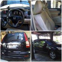 CR-V: Dijual cepat Honda CRV automatic 240p cc th 2010