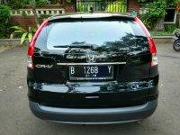 CR-V: Honda CRV 2.4 AT 2013 Hitam TDP15 Siapa Cepat Aja (IMG-20170923-WA0093.jpg)
