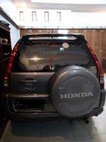CR-V: Jual Honda CRV 2004 akhir silverstone super ganteng