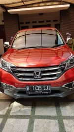 Jual CR-V: Honda CRV 2.4 Prestige - Merah special order