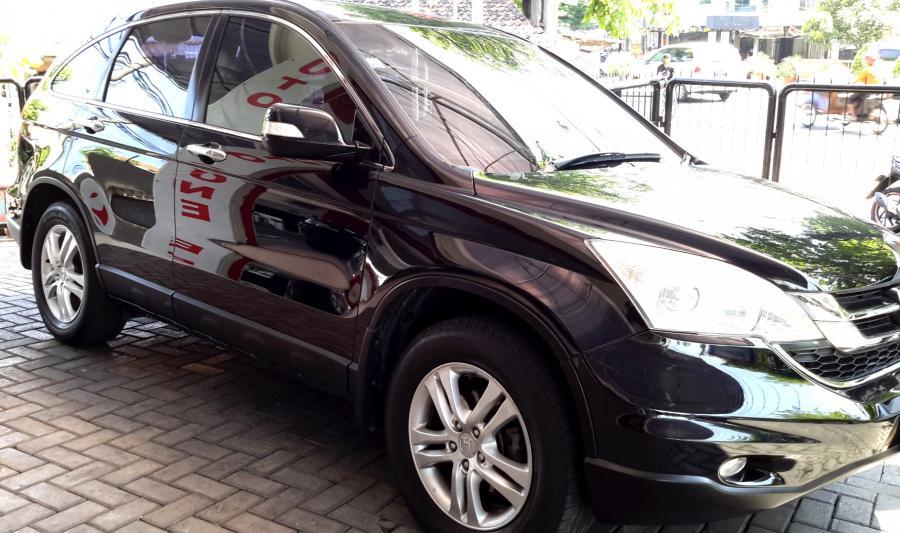 CR-V: Honda CRV 2.4 SUV At - MobilBekas.com