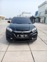 Jual HR-V: Honda Hrv 1.5 E cvt 2015 matic hitam km 20 rban 08161129584