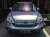 Jual Honda CR-V: 1 tangan dari baru!!! CRV 2.4 AT 2009 silver