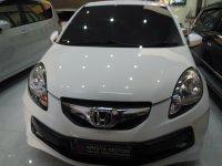 Honda: Brio Satya E'15 Km 4.100 warna favorit Putih