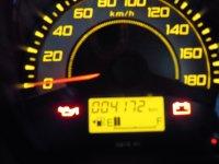 Honda: Brio Satya E'15 Km 4.100 warna favorit Putih (DSCN8110[2].JPG)