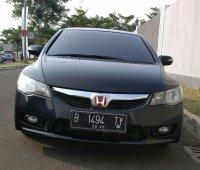 Jual Honda civic 2010 A/T