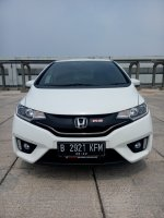 Jual Honda jazz 1.5 rs matic 2017 putih km 5 rban 08161129584