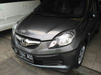 Honda: jual brio 2014  manual