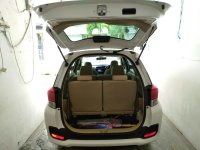 Jual Honda: Mobilio E 2016 Matic Putih Dashboard Model Baru Istimewa DP19,8JT