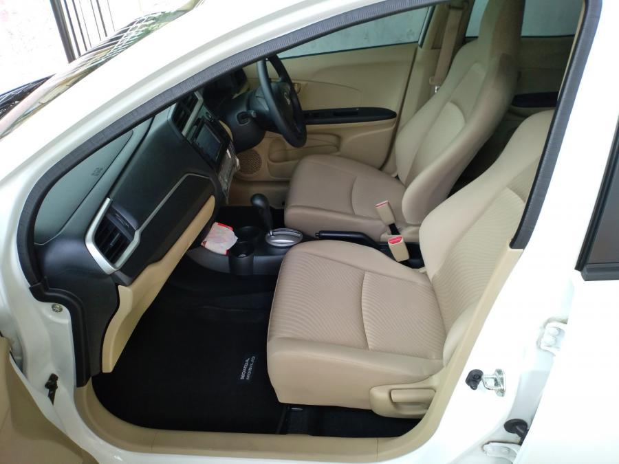 Mobilio E 2016 Matic Putih Dashboard Model Baru Istimewa ...