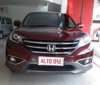 Jual CR-V: Honda New CRV 2,4 SUV At