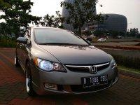 Jual Honda Civic 1.8 Tahun 2006 Silver | ALT19