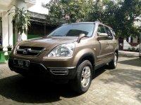 Jual Honda CR-V: CRV 2004 Murah Siap Pakai